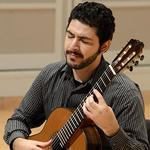 Photo by Tom Yeiser. Performing in the finals of the Indiana International Guitar Competition and Festival 2012, Bloomington, Indiana